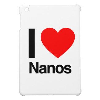 i love nanos iPad mini cover