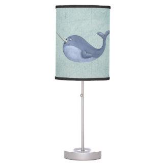 I love Narwhals Desk Lamp