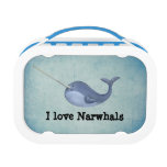 I love Narwhals Lunchboxes