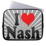 I love Nash Computer Sleeves