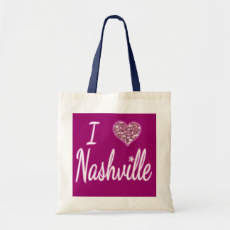 I Love Nashville Bag