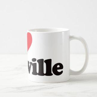 I Love Nashville Coffee Mug