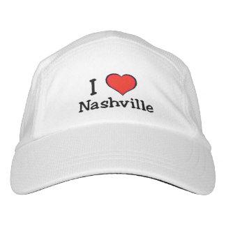 I Love Nashville Headsweats Hat