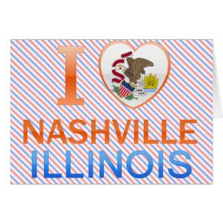 I Love Nashville, IL Cards