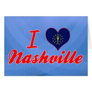 I Love Nashville, Indiana Cards