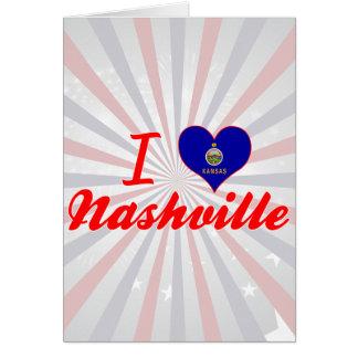 I Love Nashville, Kansas Cards
