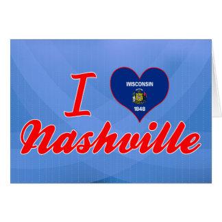 I Love Nashville, Wisconsin Cards