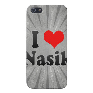 I Love Nasik, India Cover For iPhone SE/5/5s