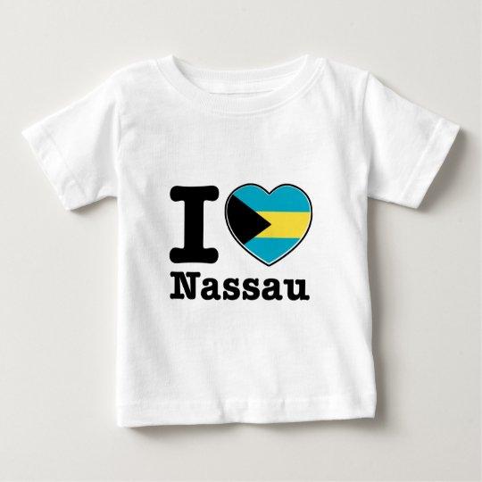 I love Nassau Baby T-Shirt