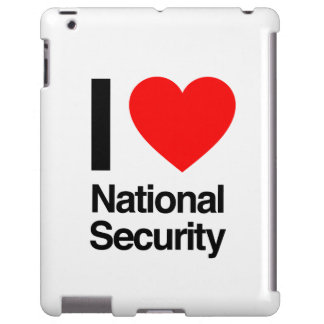 i love national security