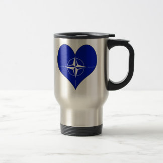 I Love Nato Travel Mug