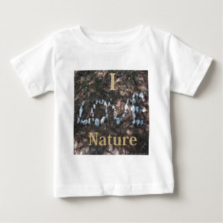 I Love Nature Apparel and Gifts Baby T-Shirt