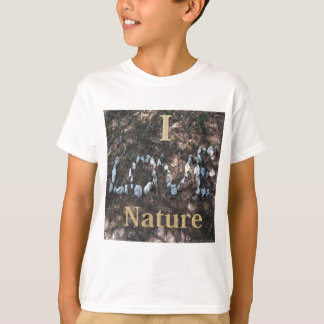 I Love Nature Apparel and Gifts T-Shirt