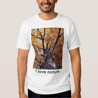 I love nature T-Shirt
