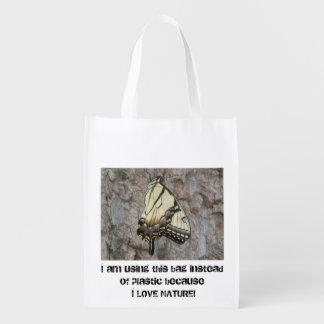 I love Nature tote bag Market Tote