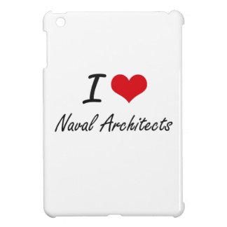 I love Naval Architects iPad Mini Covers
