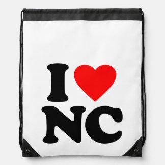 I LOVE NC BACKPACK