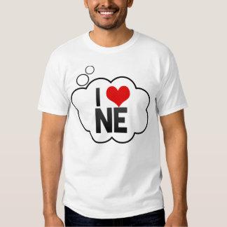 I Love NE Shirt