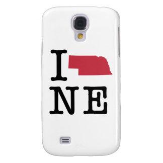 I Love Nebraska Samsung S4 Case