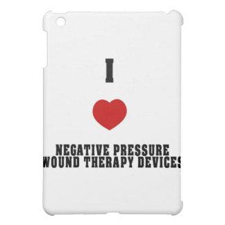 I Love Negative Pressure Wound Therapy Devices iPad Mini Cases