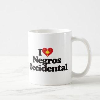 I Love Negros Occidental Coffee Mug
