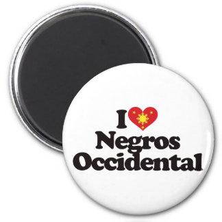 I Love Negros Occidental Magnet