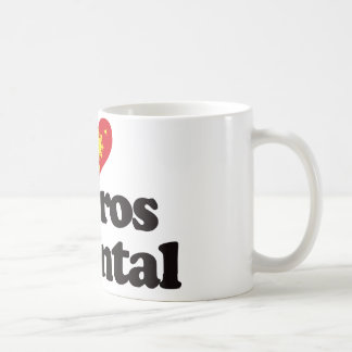 I Love Negros Oriental Coffee Mugs