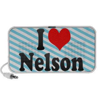I love Nelson iPhone Speaker