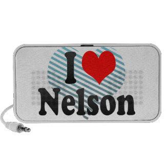 I love Nelson Notebook Speaker