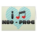 I Love Neo - Prog Card