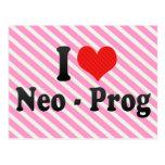 I Love Neo - Prog Post Cards