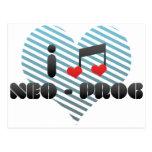I Love Neo - Prog Postcard
