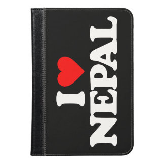I LOVE NEPAL iPad MINI CASE