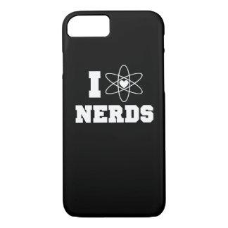 I love nerds iPhone 8/7 case