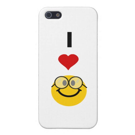 I love nerds cover for iPhone 5