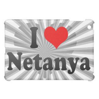 I Love Netanya, Israel Cover For The iPad Mini