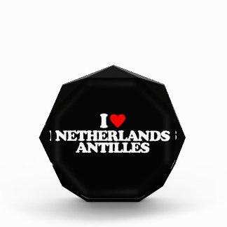 I LOVE NETHERLANDS ANTILLES AWARD