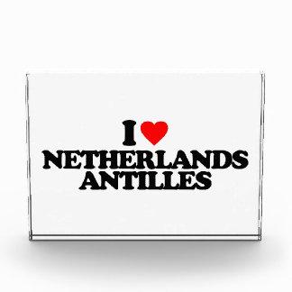 I LOVE NETHERLANDS ANTILLES AWARDS