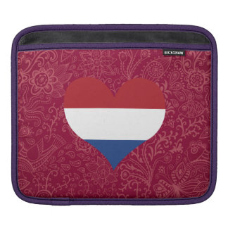 I Love Netherlands Sleeves For iPads