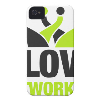 I Love Networking iPhone 4 Case-Mate Cases