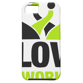 I Love Networking iPhone SE/5/5s Case