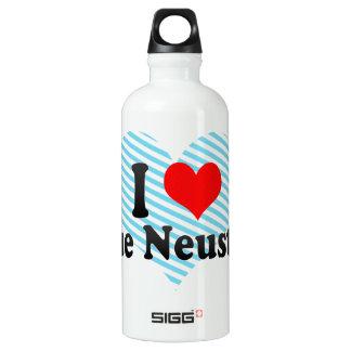 I Love Neue Neustadt, Germany SIGG Traveler 0.6L Water Bottle