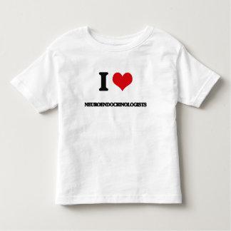 I love Neuroendocrinologists T-shirts