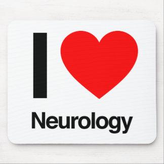 i love neurology mouse pad