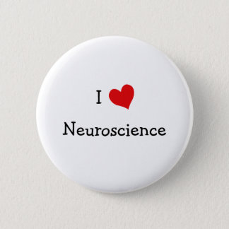 I Love Neuroscience Button