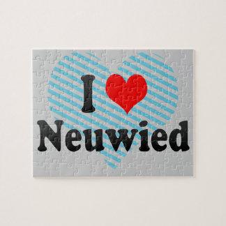 I Love Neuwied, Germany Jigsaw Puzzles
