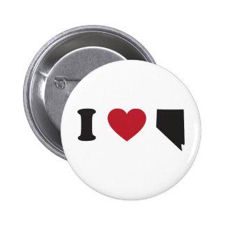 I Love Nevada Button
