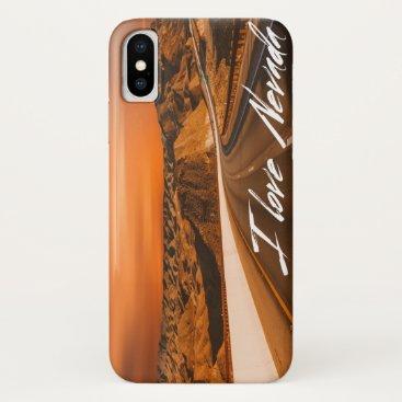 I love Nevada case