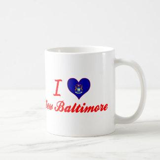 I Love New Baltimore, Michigan Classic White Coffee Mug
