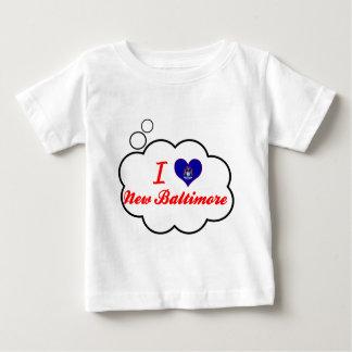 I Love New Baltimore, Michigan Infant T-shirt